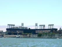 baseballstadion Royaltyfri Fotografi