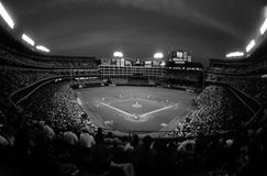 Baseballstadion in Arlington Lizenzfreie Stockfotografie