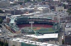 Baseballstadion i stadsBoston mass Royaltyfri Foto