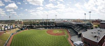 Baseballstadion Oklahoma City Bricktown Stockbilder