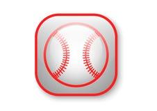 Baseballsymbol Arkivbilder