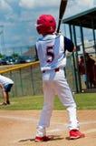 Baseballteig der kleinen Liga der Jugend Lizenzfreies Stockfoto