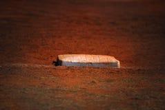 Baseballunterseite Stockfotos