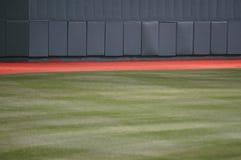 baseballytterfält Arkivfoto