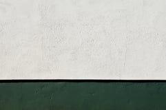 Baseboard verde Imagens de Stock