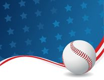 Basebol Foto de Stock Royalty Free