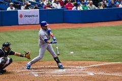 Basebol: Aramis Ramírez Fotografia de Stock