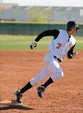 Basebol da High School Imagem de Stock