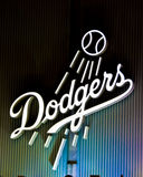 Basebol de Los Angeles Imagem de Stock