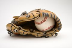 Basebol no mit Imagem de Stock Royalty Free