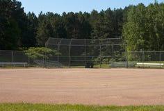 basebollarena Arkivfoto