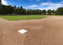 basebollarena Royaltyfria Bilder