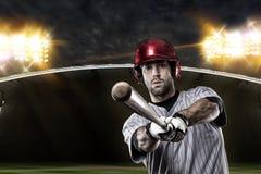 Basebollspelare Arkivbilder