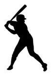 basebollspelare Royaltyfri Fotografi