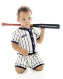 basebollspelarespacey Royaltyfria Foton