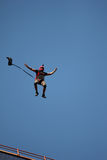 Basejumper Royalty Free Stock Photo