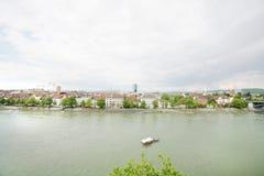 Basel, Швейцария Стоковое фото RF