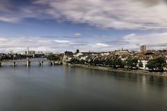 basel Швейцария Стоковая Фотография RF
