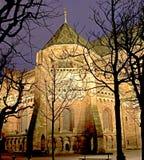 Basel (1) noc Fotografia Stock