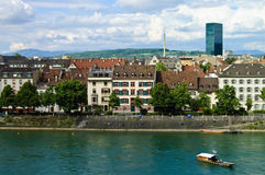 Basel lizenzfreies stockfoto