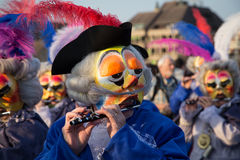 Basel Carnival Stock Photography