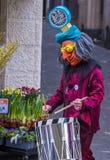 2017 Basel Carnival Stock Photos