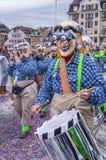 2017 Basel Carnival Royalty Free Stock Photos