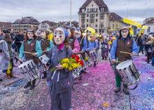 2017 Basel Carnival Royalty Free Stock Photography