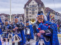 2017 Basel Carnival Stock Image