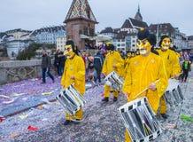 2017 Basel Carnival Stock Images
