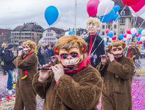 2017 Basel Carnival Royalty Free Stock Images