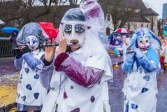 2017 Basel Carnival Royalty Free Stock Photo