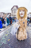 2017 Basel Carnival Royalty Free Stock Photography