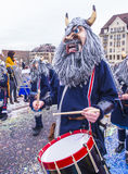 2017 Basel Carnival Stock Photography