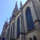 Basel church Royalty Free Stock Photo