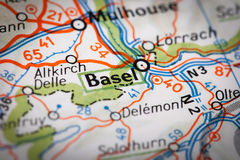 Basel Stock Photos