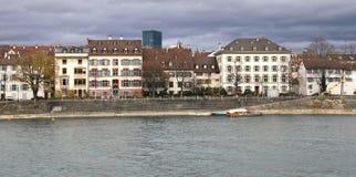 Basel cityscape Stock Photo