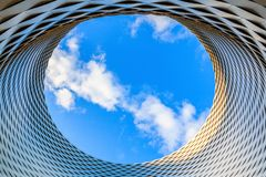 Basel, die Schweiz Stockfotografie