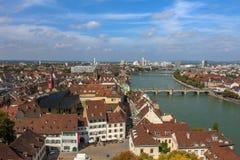 Basel, die Schweiz Stockfoto
