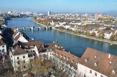 Basel, die Schweiz Lizenzfreies Stockfoto