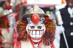 Basel (die Schweiz) - Karneval 2013 Stockbild