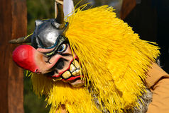 Basel - Fasnacht, Wikinger Stock Images