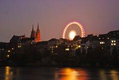 Basel Herbstmesse, Herbst angemessen Lizenzfreies Stockbild