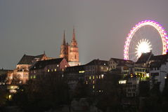 Basel Herbstmesse, Herbst angemessen Lizenzfreie Stockfotografie