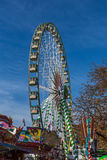 Basel Herbstmesse Royalty Free Stock Image