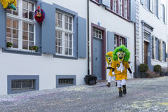 Basel karnawał 2017 Obrazy Royalty Free