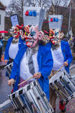 Basel-Karneval 2017 Lizenzfreies Stockbild