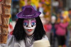 Basel-Karneval in der Schweiz 2010 stockbilder