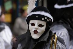Basel-Karneval in der Schweiz 2010 Lizenzfreies Stockfoto