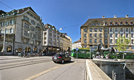 Basel, Switzerland. Royalty Free Stock Images